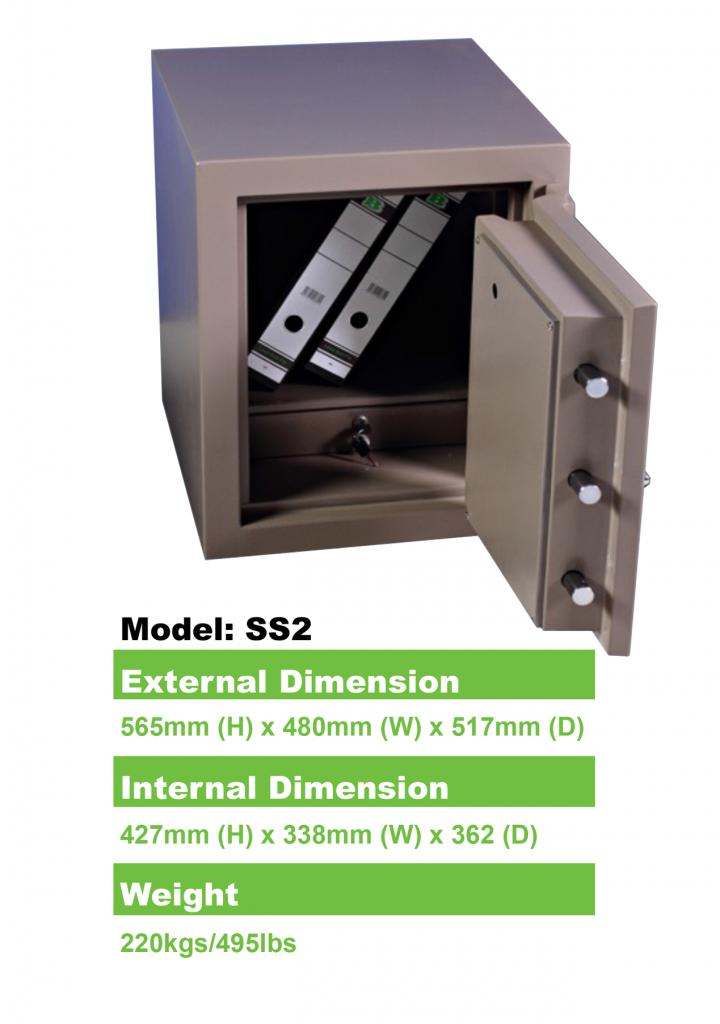 APS-Home-Safe-Model-SS2-Details